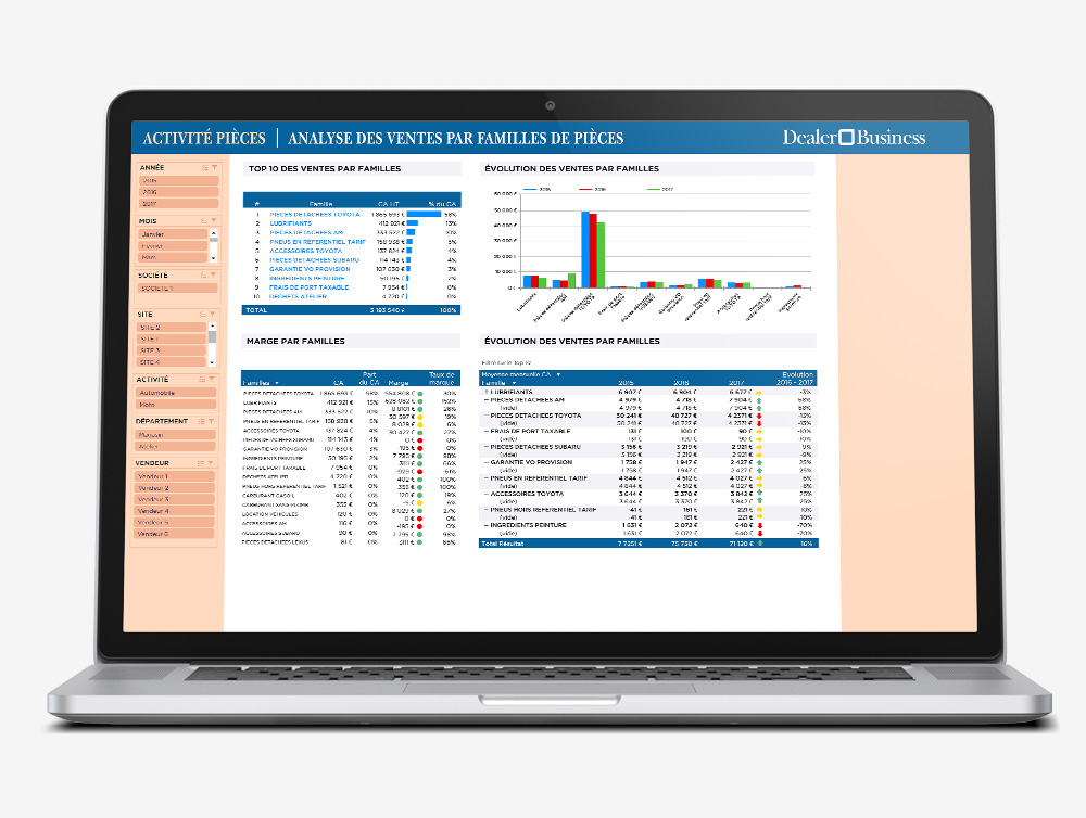 Business Intelligence Everlog